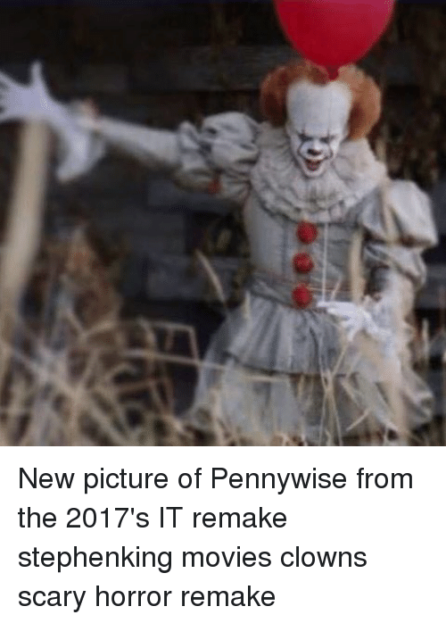 new picture of pennywise from the 2017s it remake stephenking 9904217 ✅ 25 best memes about pictures of pennywise pictures of