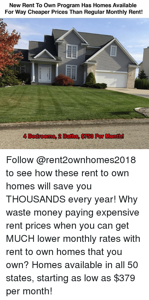 ✅ 25+ Best Memes About Rent to Own Homes | Rent to Own Homes Memes