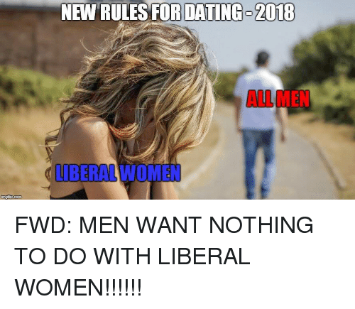 Dating rules for men
