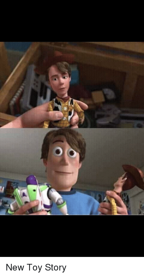 Toy Story, New, and Story: New Toy Story