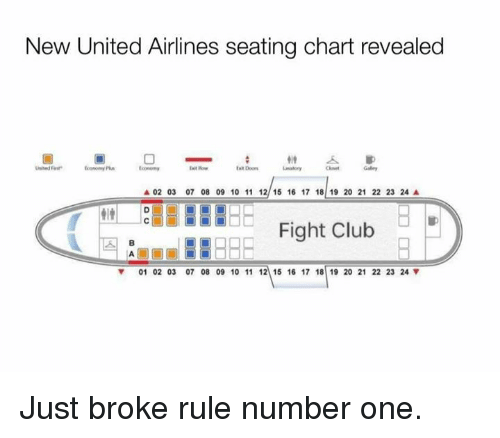 New United Airlines Seating Chart Revealed A 02 03 07 08 09 10 11. Club Ht And Memes New United Airlines Seating Chart Revealed A 02. Seat. Airplane Seating Schematic At Scoala.co