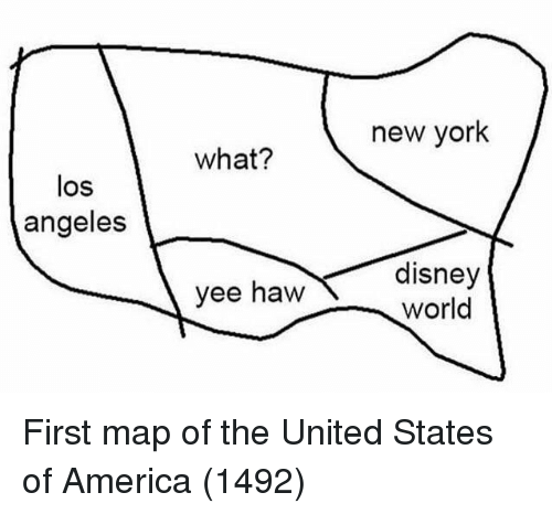 Disney Los Angeles Map.New York What Los Angeles Yee Haw Disney World First Map Of The