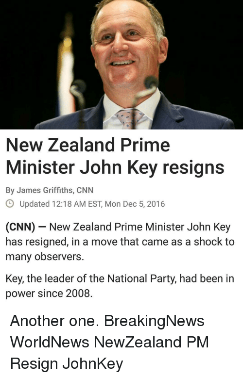 Prime minister john key gay community