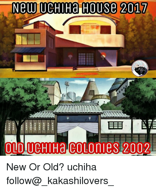 Newjuchiha house 2017 house 2017 old uchiha colonies 2002 for Classic house follow me