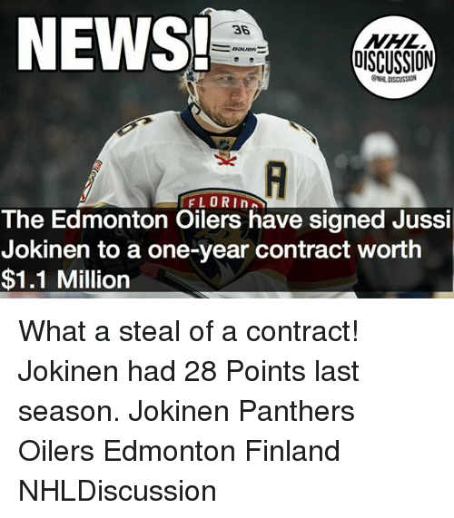 news 36 bauer oiscussion florin the edmonton oilers have signed 24825896 ✅ 25 best memes about edmonton oilers edmonton oilers memes