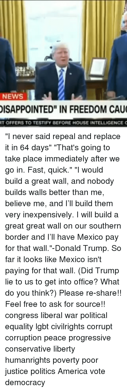 Nobody Builds Walls Like Me