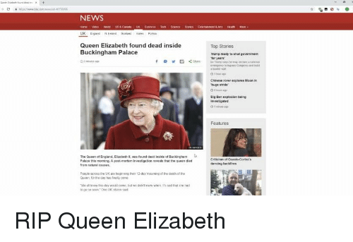 NEWS UK Bisiness Tecr UK England NIreland Scodand Waes Poncs Queen