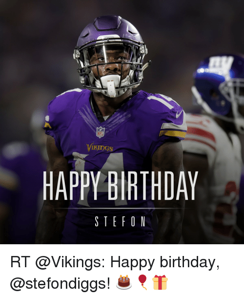 Nfl Happy Birthday Sie Fo Rt Happy Birthday Birthday Meme