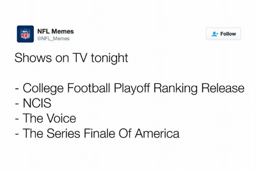 football playoffs who plays football tonight college