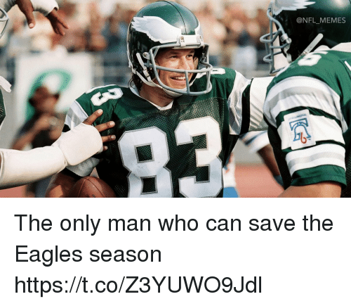 Philadelphia Eagles, Football, and Memes: @NFL MEMES The only man who can save the Eagles season https://t.co/Z3YUWO9Jdl