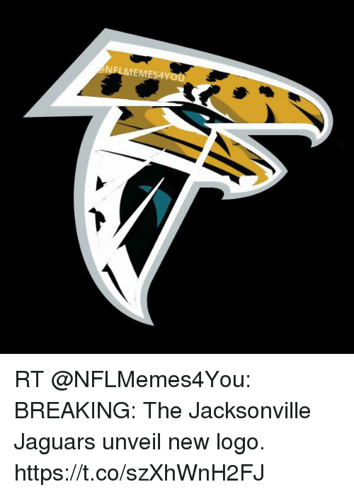 0e516bc9 NFLMEME RT BREAKING the Jacksonville Jaguars Unveil New Logo ...