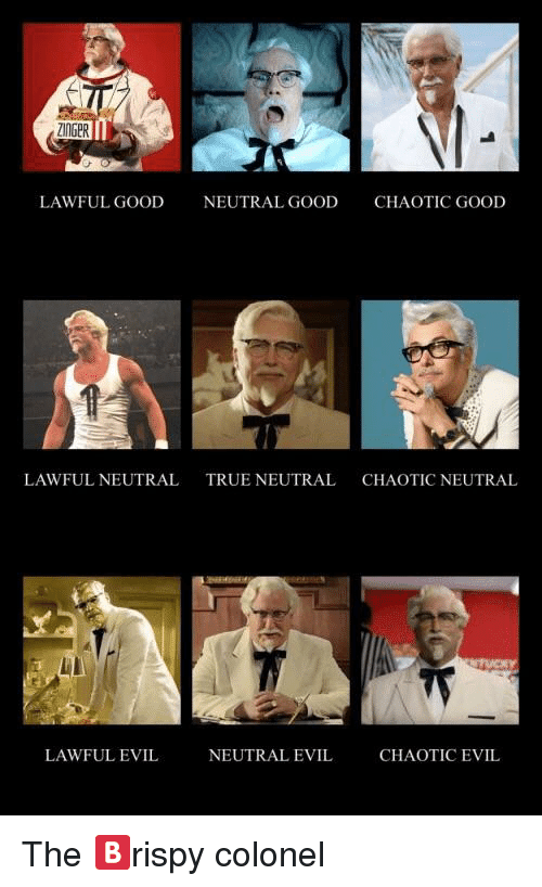 Ngpr Lawful Good Neutral Good Chaotic Good Lawful Neutral True