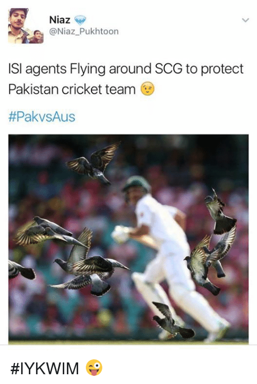 Niaz Pukhtoon ISI Agents Flying Around SCG to Protect