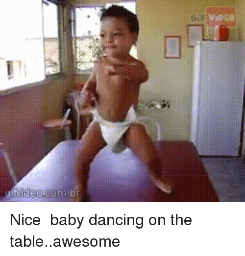 Dancing and Dancing Meme on SIZZLE