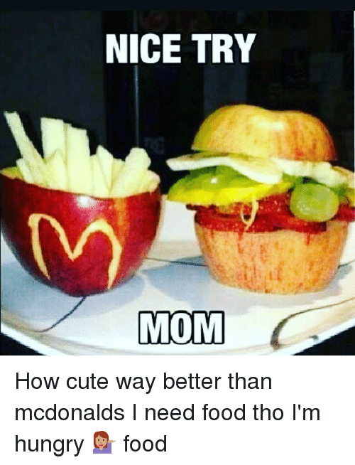Funny Fast Food Images