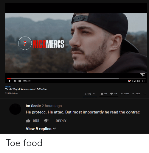 NICHMERCS 008451 #MFAM This Is Why Nickmercs Joined FaZe