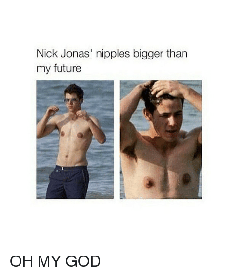 Nick Jonas Nipples