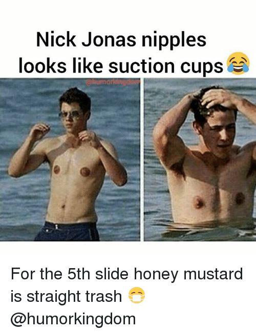 nick jonas nipples looks like suction cups for the 5th 26002387 nick jonas nipples looks like suction cups for the 5th slide honey