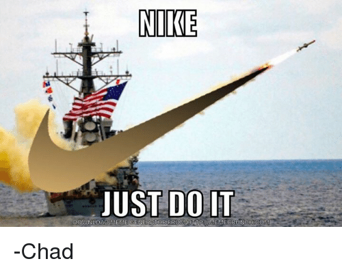 25+ Best Memes About Nike Just Do It | Nike Just Do It Memes