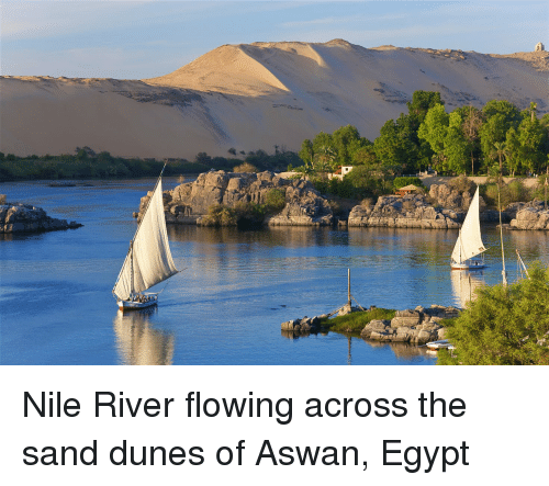 Egypt, River, and Nile