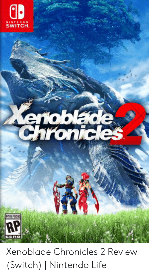 NINTENDO SWITCH Xenioblade Chronicles TH PENDING RP