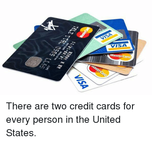 mastercard memes and credit cards nisa visa mastercard there are two credit cards - United Visa Credit Card