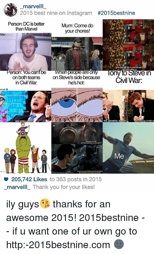 Best nine instagram 2020