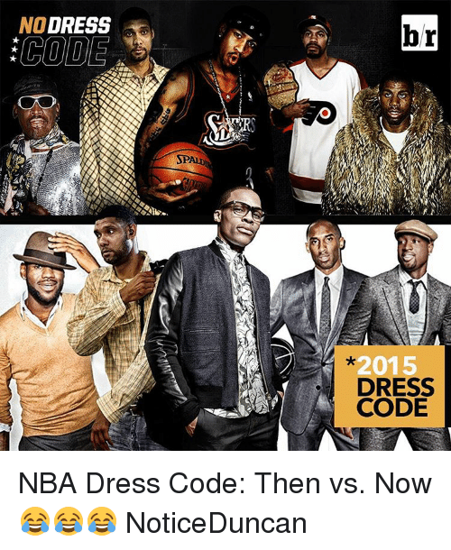 an analysis of the dress code in nba Roundtable: minimum wage, nba dress code ed gordon and his guests discuss the us senate vote against raising the national analysis roundtable: minimum wage.