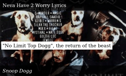 No Limit Top Dogg the Return of the Beast   Donald Trump