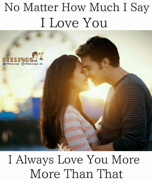 I Love You Quotes: 25+ Best Memes About Always Love You