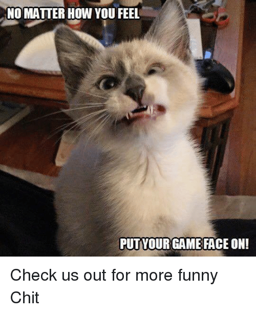 25+ Best Memes About Game Face on