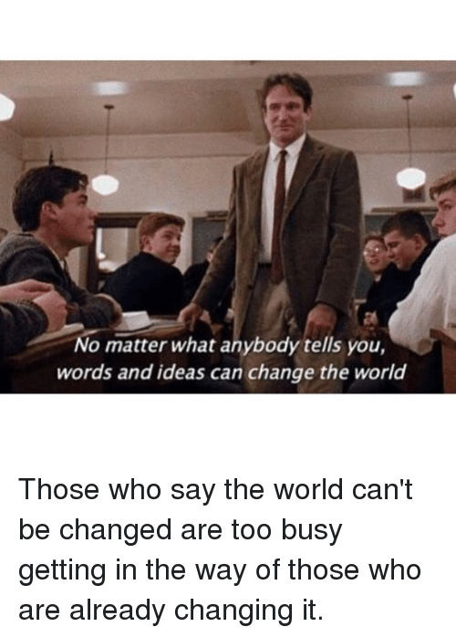 dead poets society quotes love