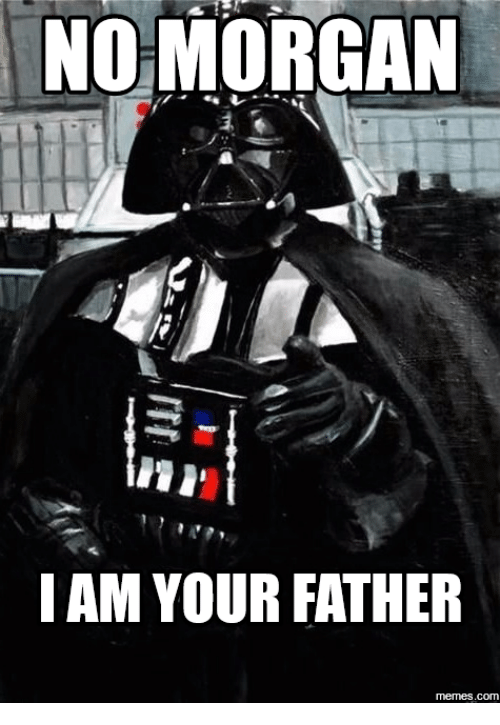 no morgan i am your father memes com 17639039 ✅ 25 best memes about i am your father meme i am your father memes