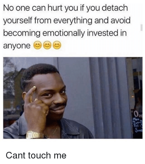 How To Emotionally Detach Yourself From Someone