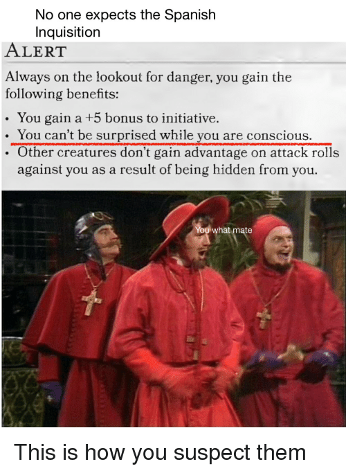 noone expects the spanish inquisition