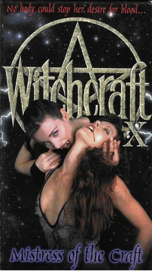 Witchcraft iv the virgin heart