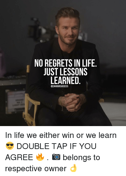 life lessons that we get in We go to school, so we can get an education and graduate with a degree i never  thought much about these concepts i assumed they were the.