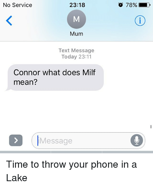 Whats does milf mean