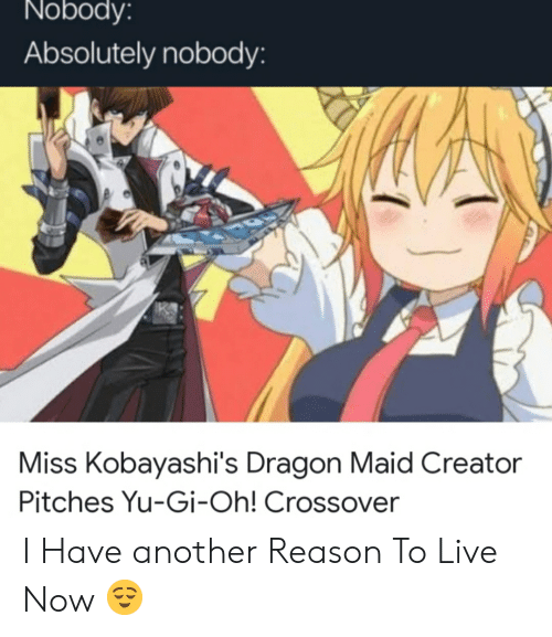 Nobody Absolutely Nobody Miss Kobayashi's Dragon Maid Creator