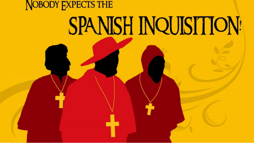 Funny Spanish Inquisition Memes of 2017 on me.me | Inquisition
