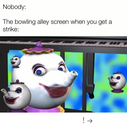 Pinterest, Bowling, and You: Nobody:  The bowling alley screen when you get a  strike: 𝘍𝘰𝘭𝘭𝘰𝘸 𝘮𝘺 𝘗𝘪𝘯𝘵𝘦𝘳𝘦𝘴𝘵! → 𝘤𝘩𝘦𝘳𝘳𝘺𝘩𝘢𝘪𝘳𝘦𝘥