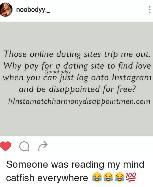 dating sites on instagram