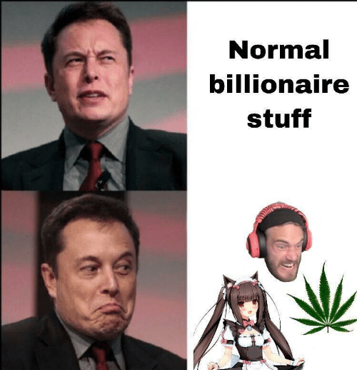 Stuff, Billionaire, and Normal: Normal  billionaire  stuff