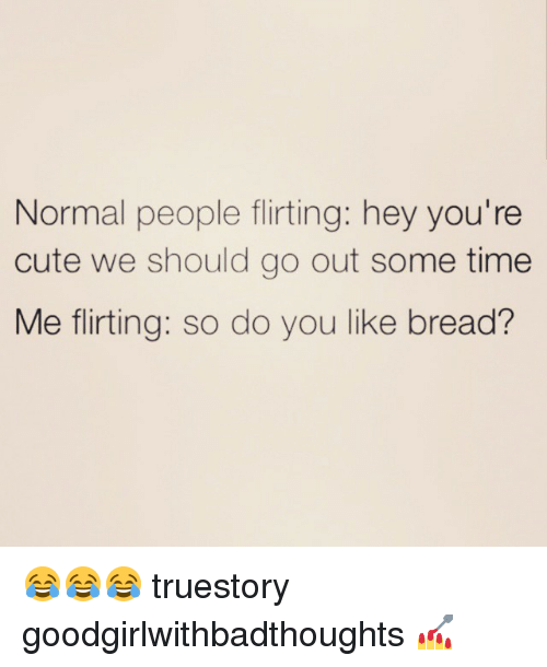 flirting meme with bread memes images without