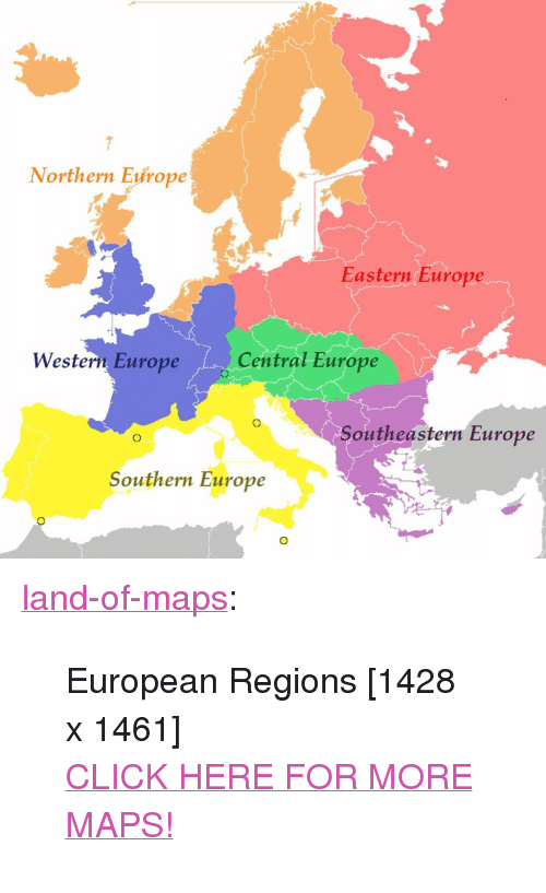 Northern Eirope Eastern Europe Western Europe Central Europe