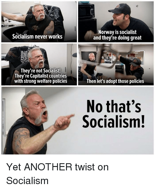 Image result for meme but thats socialism