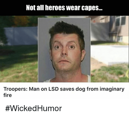 not all heroes wear capes troopers man on lsd saves 5245735 not all heroes wear capes troopers man on lsd saves dog from