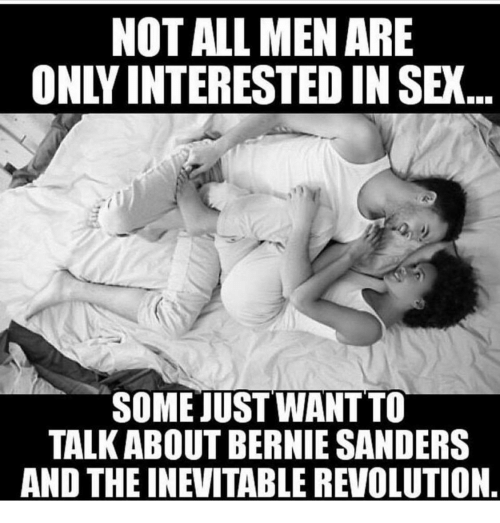 only just sex