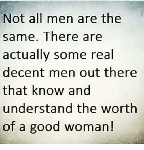 All Men Are The Same