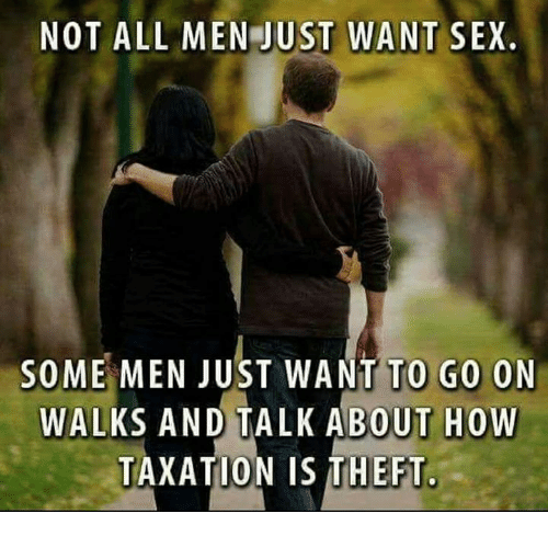 Why do some men not want sex